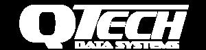 QTech logo white