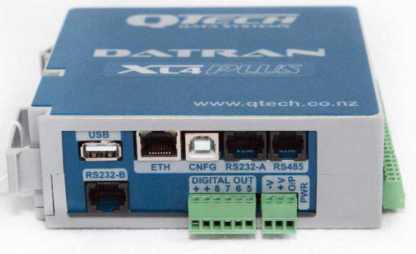 XL4 Plus RTU connector View